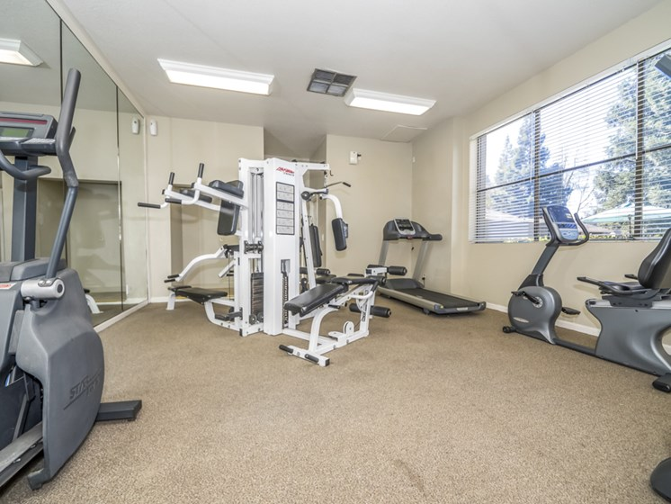 River Terrace Apartments | Gym