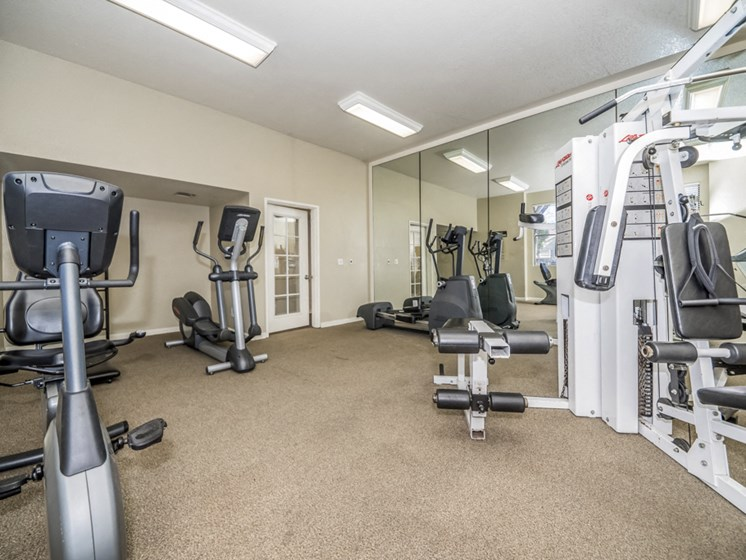 River Terrace Apartments | Fitness