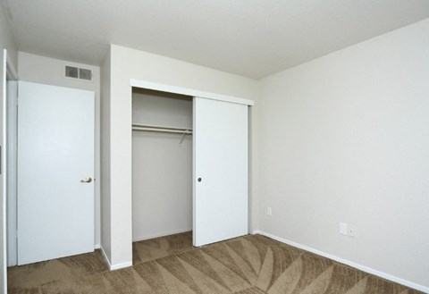 Closet Space at Riverstone apts for rent | Sacramento, CA