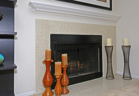 Fireplaces | Riverstone apts for rent in Sacramento