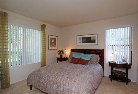 Bedroom | Riverstone apts for rent in Sacramento