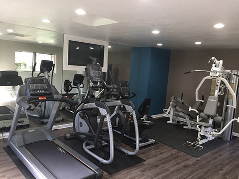 Fitness Center Phase 1| Riverstone apts in Sacramento, CA 95831