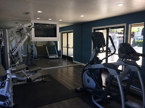 Fitness Center Phase 2 | Riverstone apts in Sacramento, CA 95831