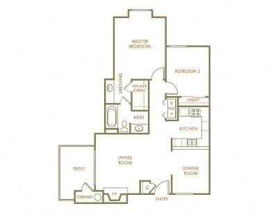 Emerald Bay Cottage Floor Plan 2