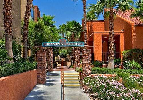 Villas at Desert Pointe Apartments Community Thumbnail 1