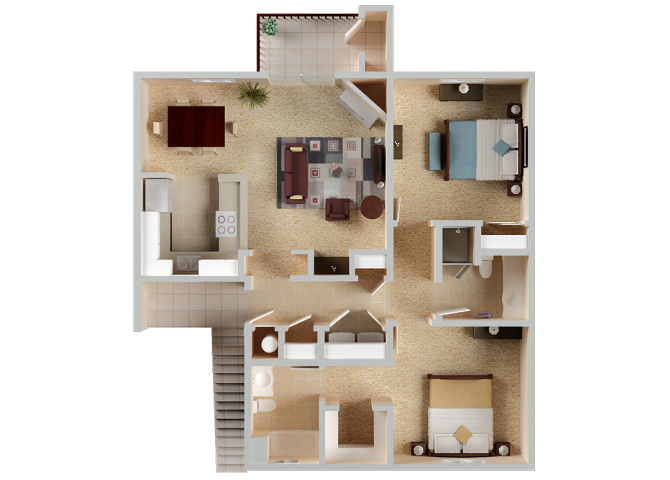 Syrah Floor Plan 5