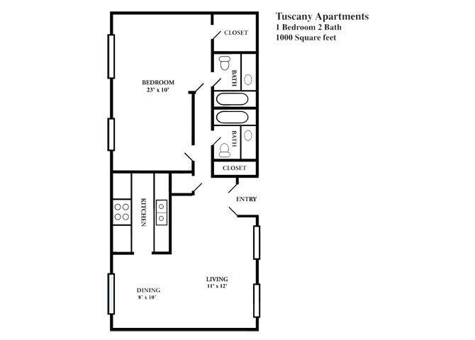 D Floor Plan 4
