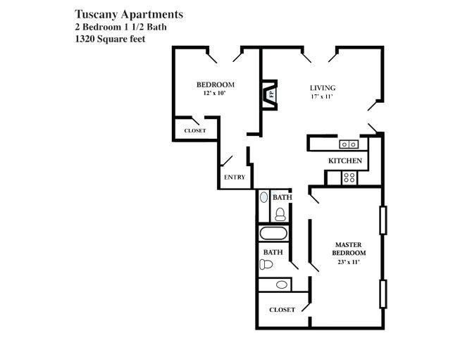 E Floor Plan 5