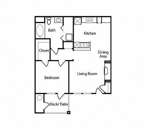 Medea Floor Plan 1