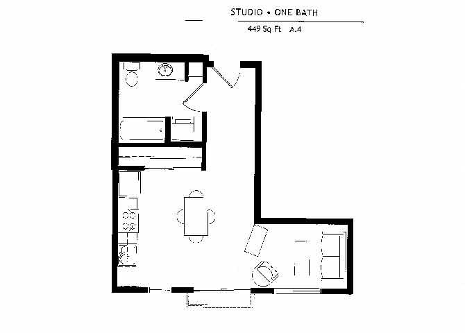 A4 Floor Plan 5