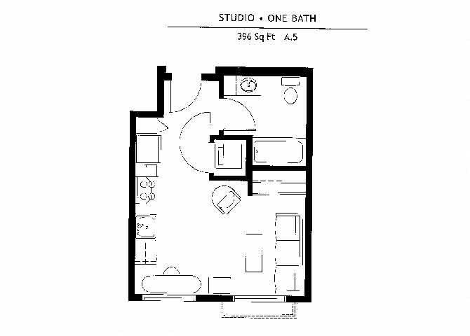 A5 Floor Plan 6