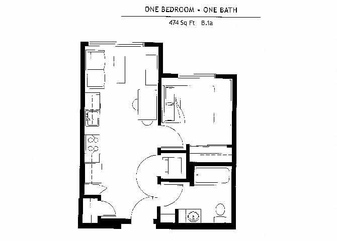 B1a Floor Plan 8