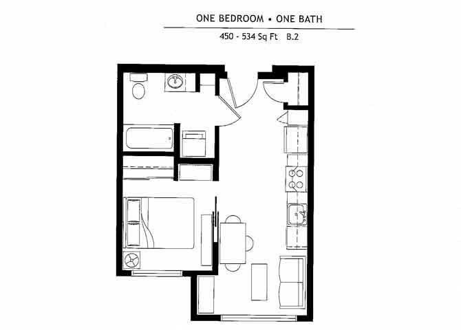 B2 Floor Plan 10