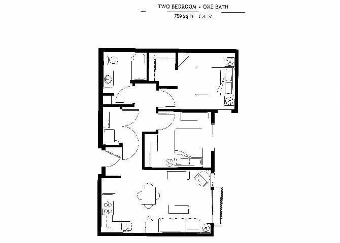 C4b2 Floor Plan 15