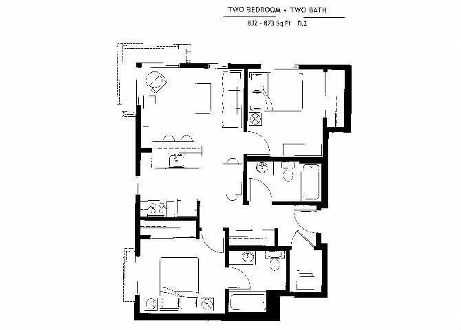 D2 Floor Plan 20