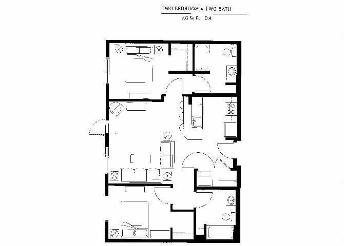 D4 Floor Plan 23