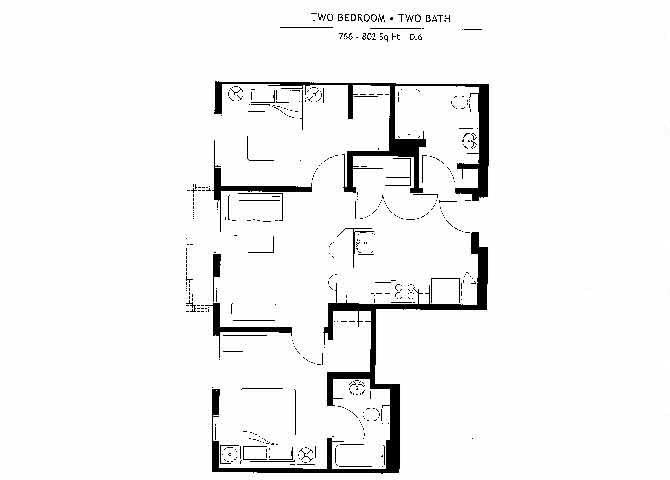 D6 Floor Plan 25