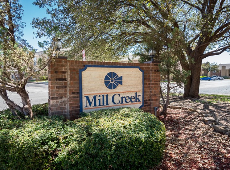 Mill Creek Apartments in Abilene, TX