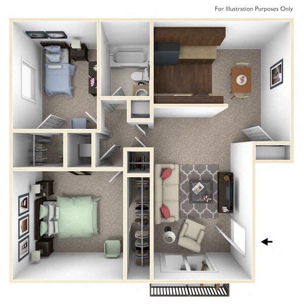 Kirkwood Floor Plan 4