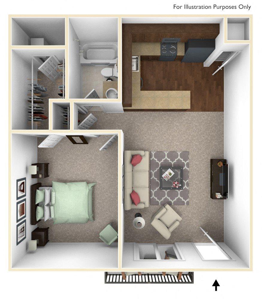 Manchester Floor Plan 1
