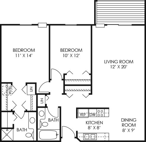 2A Floor Plan 2