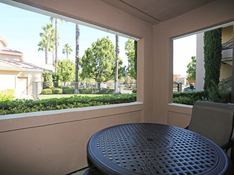 Private Patio | Waterstone at Moorpark in Moorpark, CA 93021
