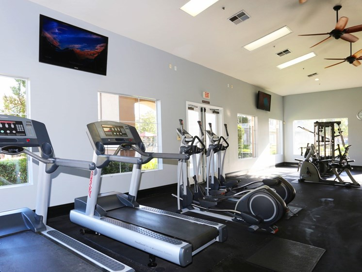 Fitness Center | Waterstone at Moorpark in Moorpark apts for rent