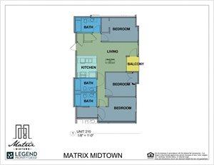 Matrix Midtown Unit 210