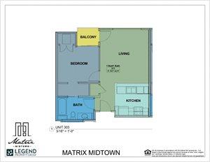 Matrix Midtown Unit 303