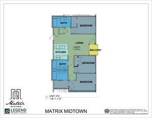 Matrix Midtown Unit 310