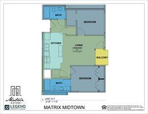 Matrix Midtown Unit 311