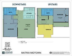 Matrix Midtown Unit 401