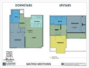 Matrix Midtown Unit 402