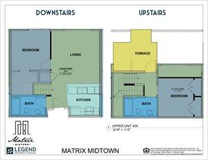 Matrix Midtown Unit 404