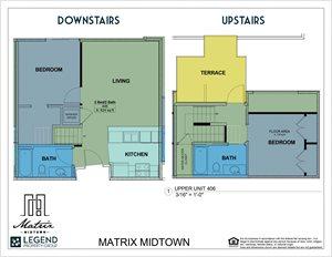 Matrix Midtown Unit 406