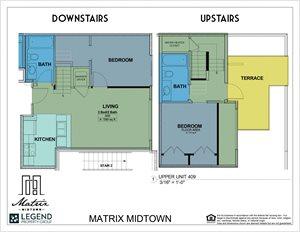 Matrix Midtown Unit 409