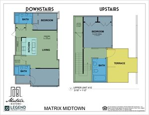 Matrix Midtown Unit 410
