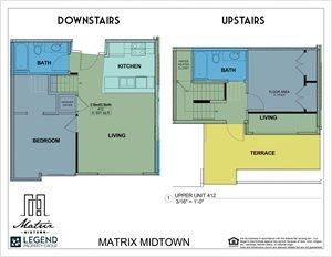 Matrix Midtown Unit 412