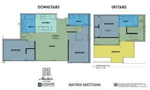 Matrix Midtown Unit 413