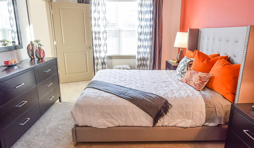 Bedroom at Hawthorne at the Summit, Ooltewah, 37363