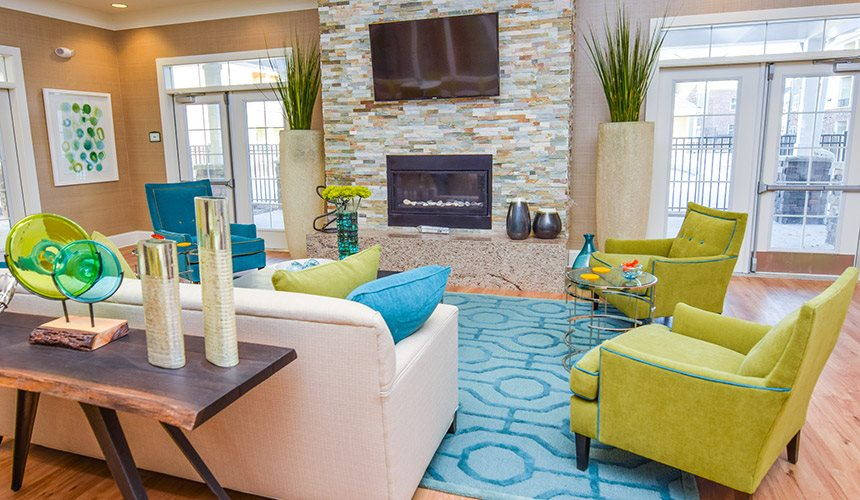 Clubhouse at Hawthorne at the Summit, Ooltewah, 37363