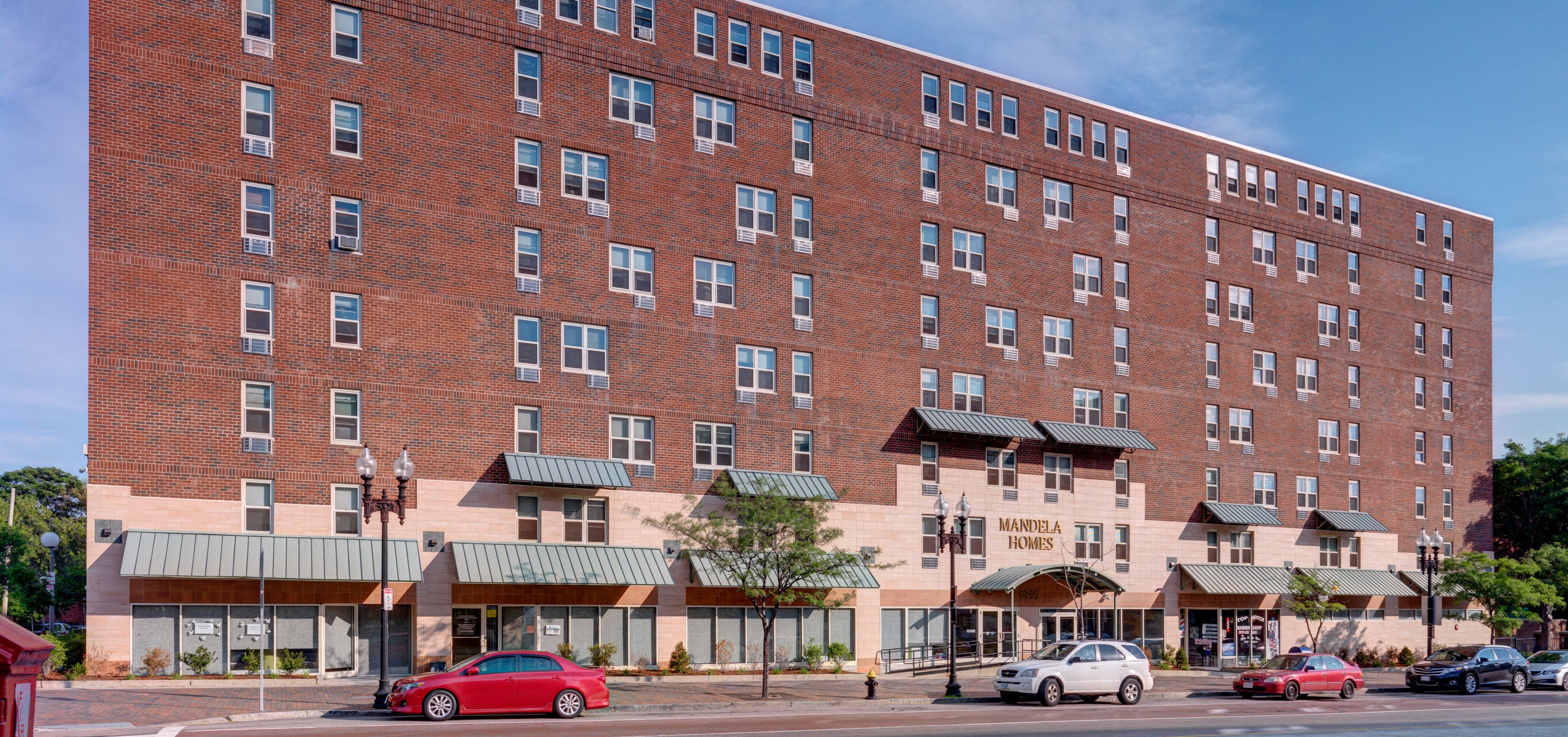 Mandela homes apartments in boston ma for Home builders in ma