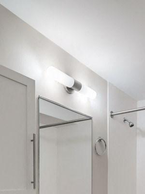 Bathroom at Berkshire Peak Apartments in Pittsfield, MA