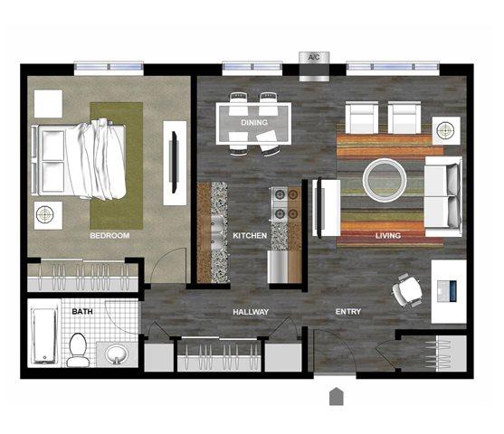 Superior Floor Plan 1