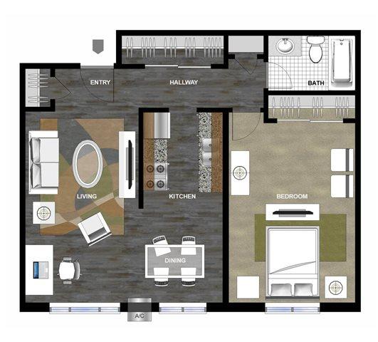 Tonka Floor Plan 2