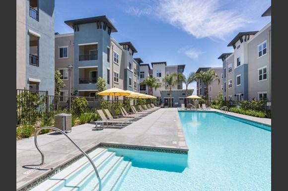 Palomar Station Apartments San Marcos
