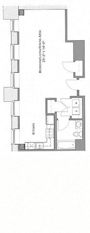 Loft Floor Plan 1