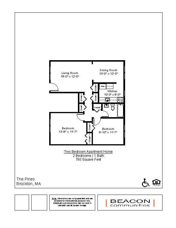 two bedroom affordable apartments