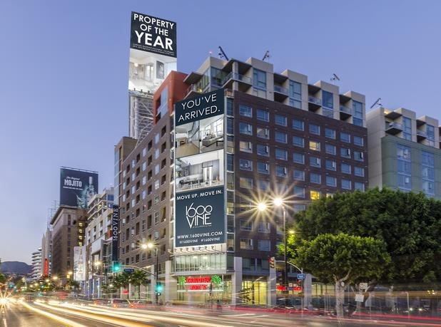 HomeCommunity at 1600 Vine Apartment Homes, Hollywood, California
