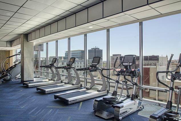 1600 VINE Los Angeles, CA Fitness Center